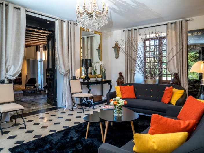 Salon - La Chambre Alphonsy